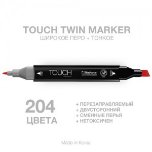 Маркер NEW Touch Twin