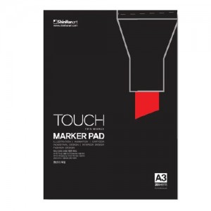 Альбом - TOUCH MARKER PAD (А3) 20 страниц